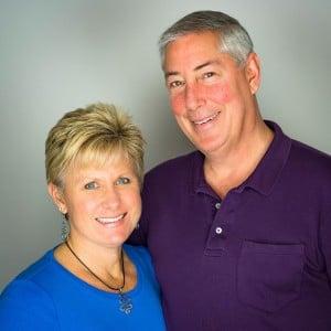 Pat and Brenda Herbert