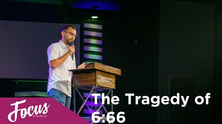 Tragedy-Sermon